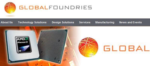 GlobalFoundries devient indépendant d'AMD