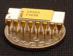 Premier microprocesseur (1971)