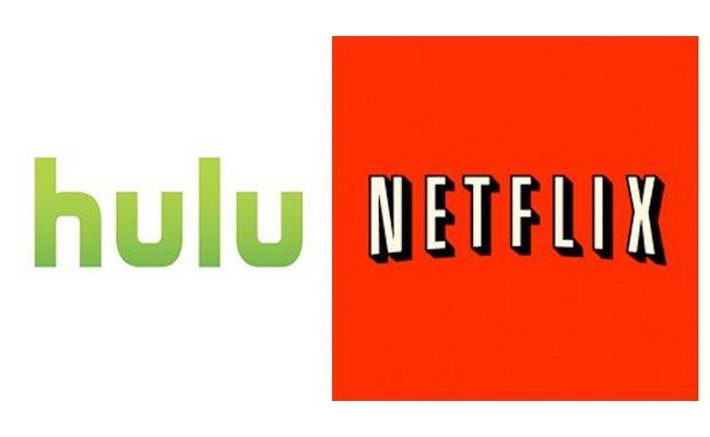 Hulu et Netflix